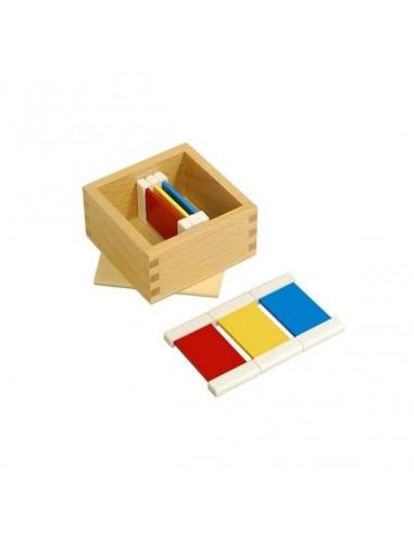 boite couleurs n 1 montessori s 39 amuser autrement