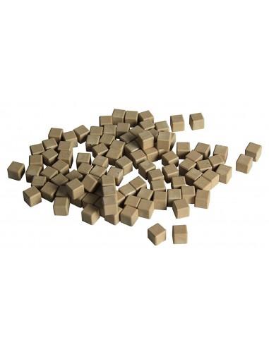 100 cubes unités