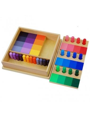 jeu des d grad s montessori s 39 amuser autrement. Black Bedroom Furniture Sets. Home Design Ideas