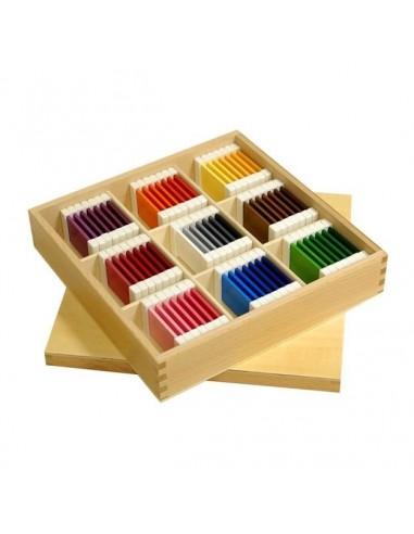 boite couleurs n 3 montessori s 39 amuser autrement