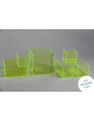 Set litre cube