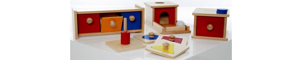 Puzzle - 1er âge - Encastrement - Permanence objet - Imbucare