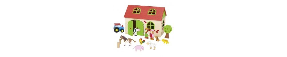 Jeux et jouets en bois matériel educatif montessori s'amuser autrement
